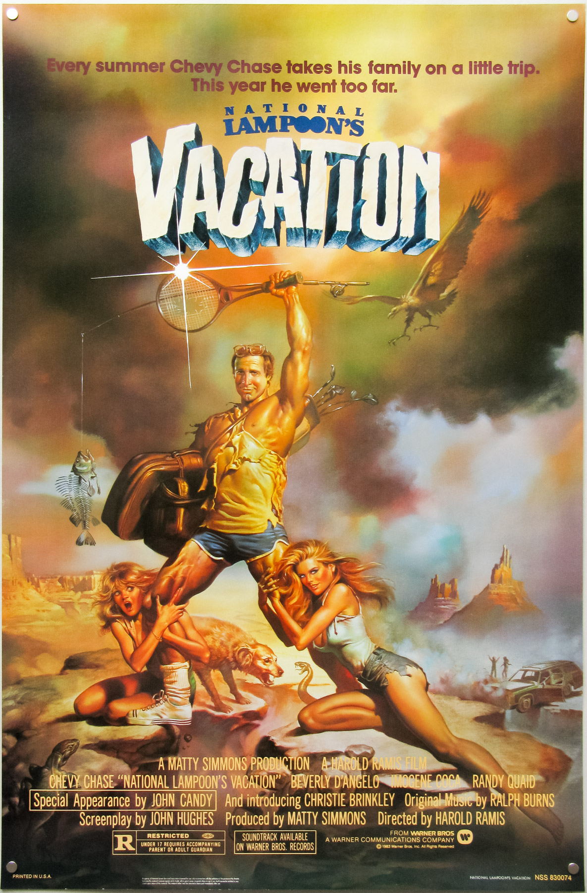 National Lampoon's Vacation / One Sheet / USA