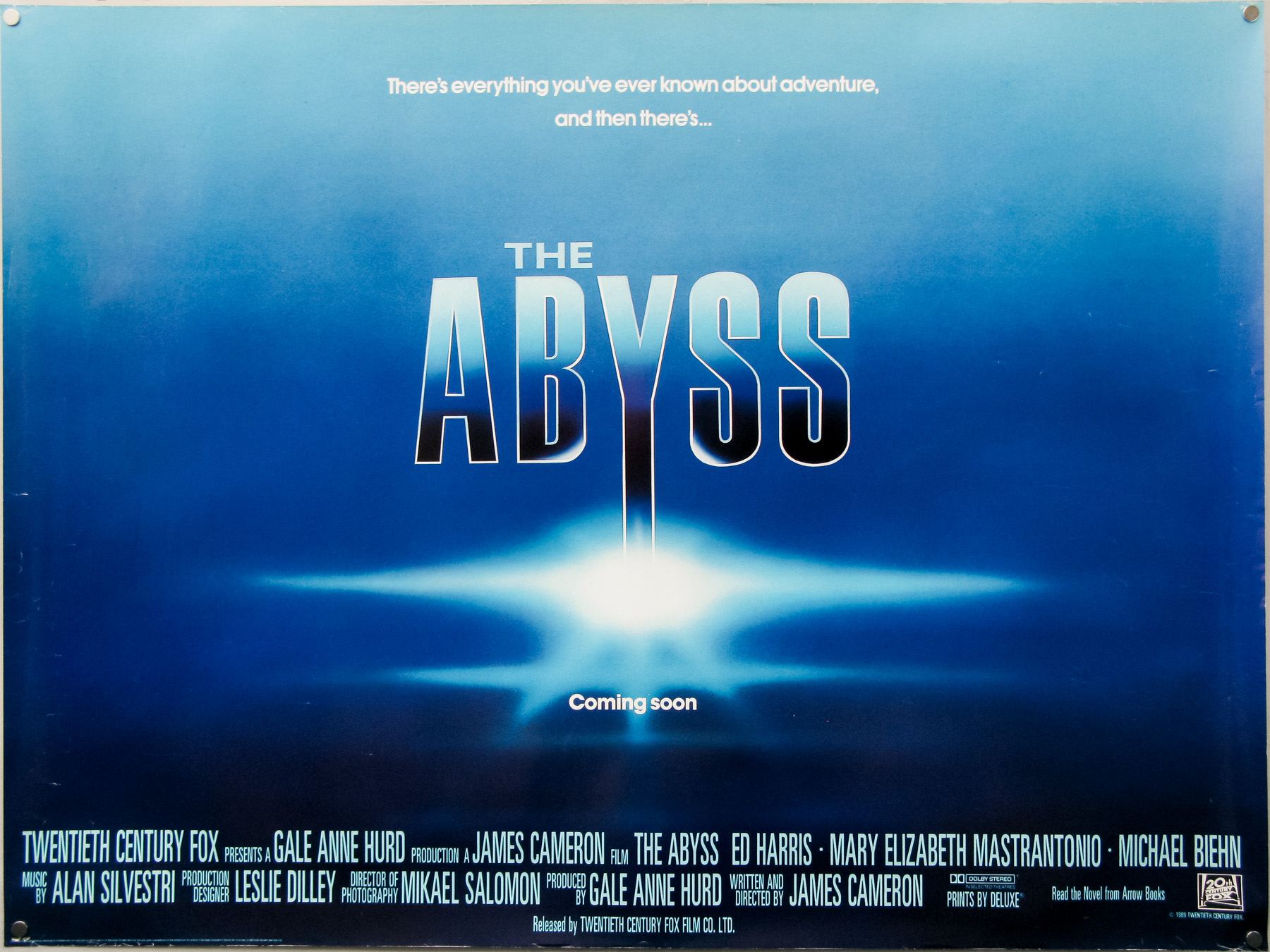 The Abyss / quad / advance / UK