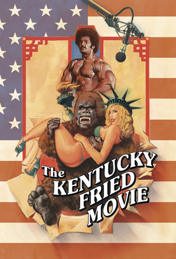 The Kentucky Fried Movie - by Graham Humphreys