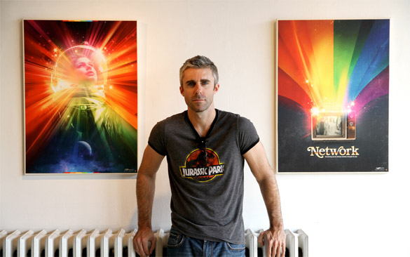 James White - AKA Signalnoise - handsome S.O.B.