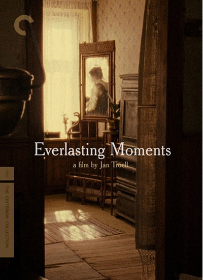 The cover for the Criterion release of Everlasting Moments, by Sam's Myth