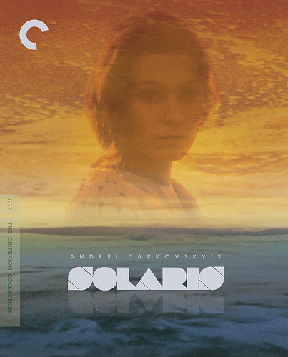 The cover for the Criterion release of Tarkovsky's Solaris by Sam's Myth
