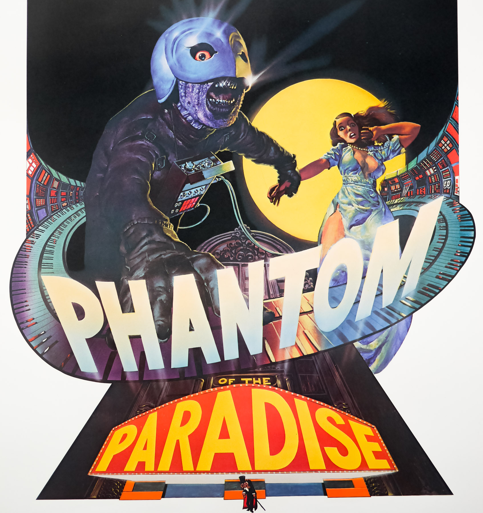 PhantomOfTheParadise_30x40_USA_RichardCo