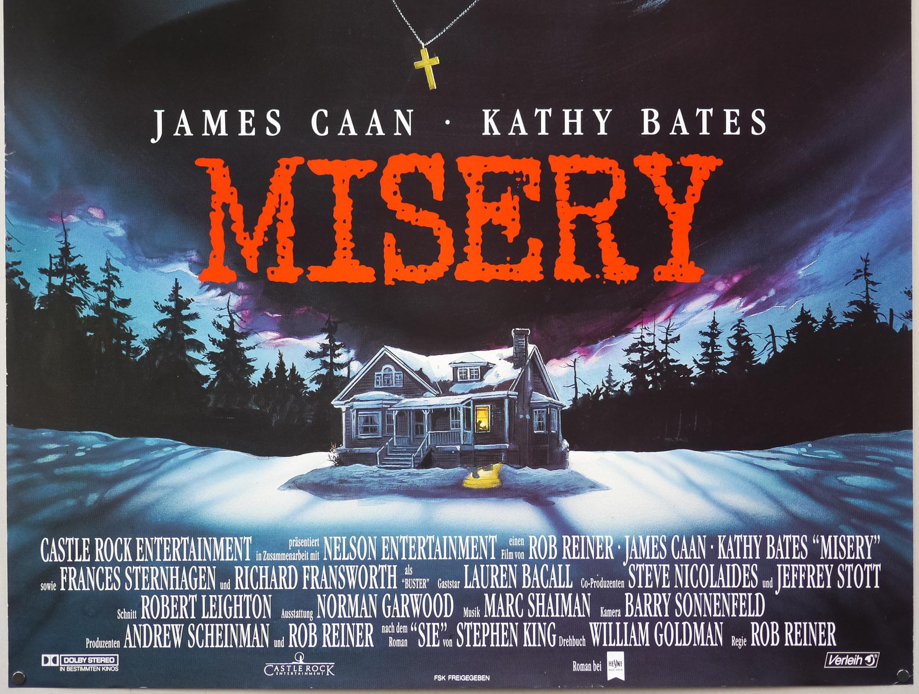 Misery / A1 / Germany