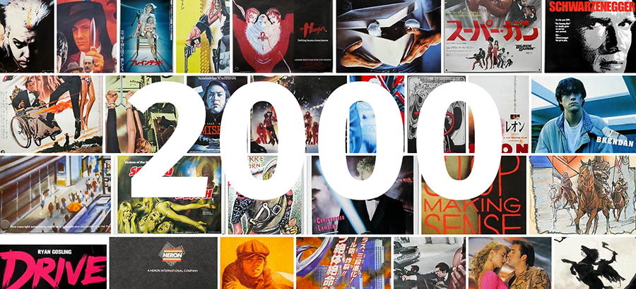 2000 posters